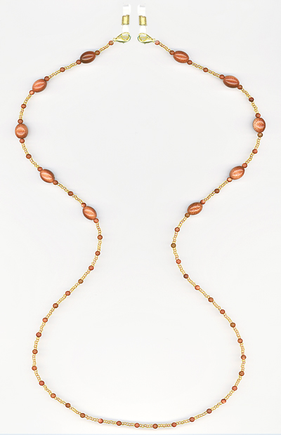 Radiance Eyeglass Chain