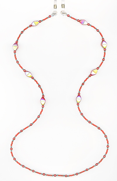 Lantern Eyeglass Chain