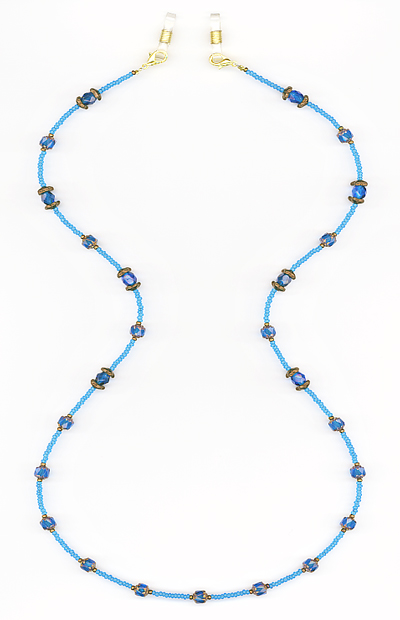 Mermaid Eyeglass Chain