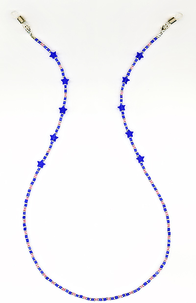 Stars Eyeglass Chain